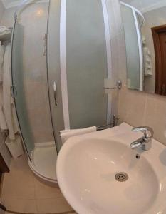 Ванная комната в Apart MAX