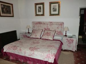 Cama o camas de una habitación en Palacio de la Rambla