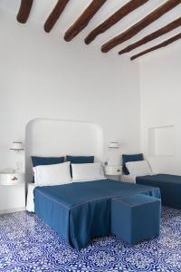 Гостиная зона в Hotel La Terrazza
