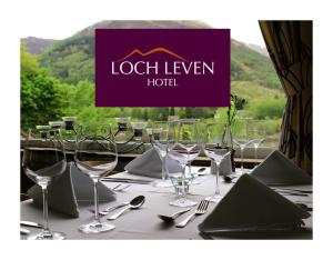 A restaurant or other place to eat at Loch Leven Hotel & Distillery