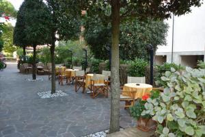 Restaurace v ubytování Hotel Alisei