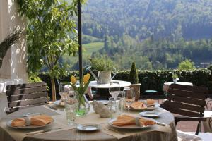 Restaurant ou autre lieu de restauration dans l'établissement Hôtel Restaurant Taillard