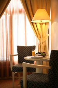 Restaurant ou autre lieu de restauration dans l'établissement Hotel Giudecca Venezia