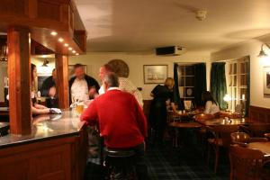 A restaurant or other place to eat at Ramsay Arms Hotel