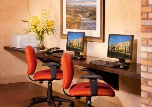 The business area and/or conference room at Ayres Hotel Chino Hills