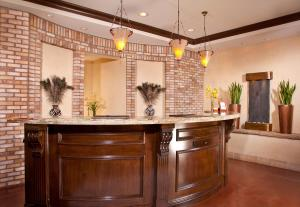 The lobby or reception area at Ayres Hotel Chino Hills