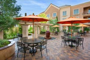 A restaurant or other place to eat at Ayres Hotel Chino Hills