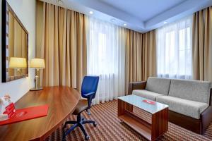 Гостиная зона в Апарт-Отель Южный
