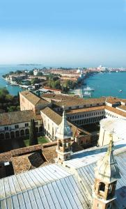 Vue panoramique sur l'établissement Hotel Giudecca Venezia