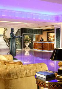 Guests staying at Royal Olympic Hotel
