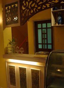 The lobby or reception area at Sun Villa Beachfront Resort & Spa