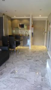 The lobby or reception area at One Bedroom Lacour 249