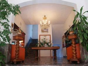 Hall o reception di Albergo San Lorenzo