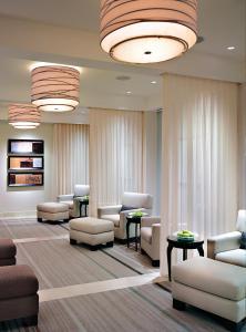 A seating area at Ameristar Casino Black Hawk