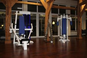 The fitness center and/or fitness facilities at Parkhotel Meppen An der Freilichtbühne