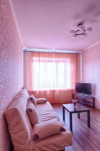 Гостиная зона в Сити Инн Апартаменты Савеловская