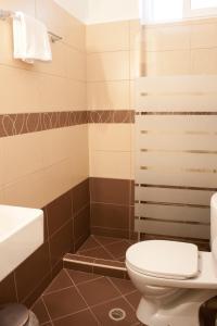 Ένα μπάνιο στο Hotel Nydri Beach