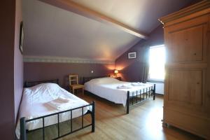 Un ou plusieurs lits dans un hébergement de l'établissement Dolce Casa Pool and Sauna
