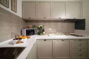Cucina o angolo cottura di San Giuliano Inn