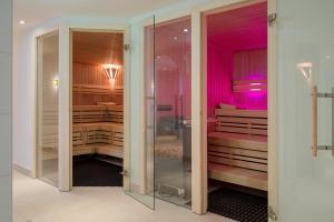 Spa und/oder Wellnesseinrichtungen in der Unterkunft Hotel Spreeblick