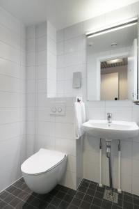 Ванная комната в Hotel Copenhagen