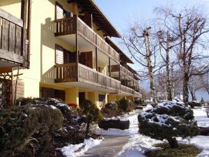 Obiekt Residence Lagorai zimą