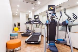 Palestra o centro fitness di HOTEL MYSTAYS Haneda