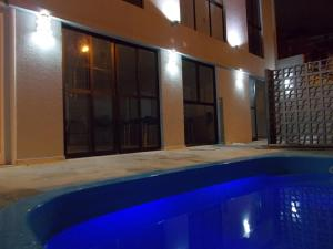 The swimming pool at or close to Hotel Refugio
