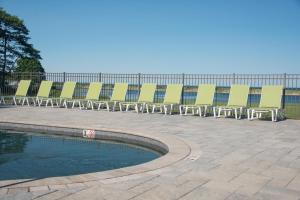 The swimming pool at or near The Dunes on the Waterfront
