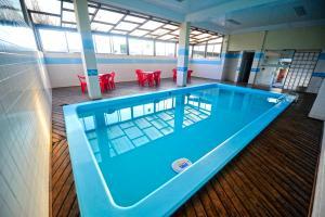A piscina localizada em Capão Praia Hotel ou nos arredores