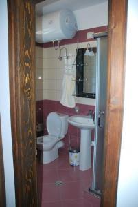 Ванная комната в Hotel Klea