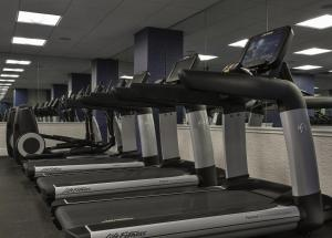 The fitness center and/or fitness facilities at Le Meridien Dallas, The Stoneleigh