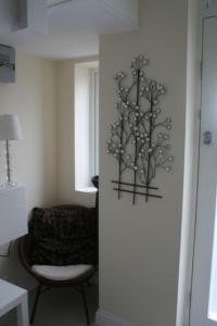 A seating area at Colne Valley Bed & Breakfast