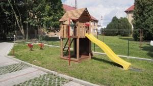 Herní místnost nebo prostor pro děti v ubytování Pension La Campagna