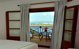 A balcony or terrace at Anna Maria - Vanessa Apartments