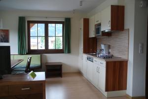 Küche/Küchenzeile in der Unterkunft Apart Acasa