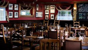 A restaurant or other place to eat at The Lambton Worm
