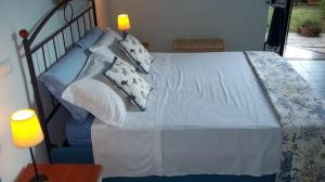 Letto o letti in una camera di Exclusive Holiday Home Argentarola