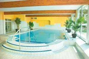 The swimming pool at or near Morada Hotel Isetal