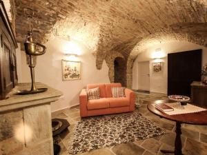 Area soggiorno di I Templari di Alberona