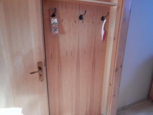 Kúpeľňa v ubytovaní Penzión Réva
