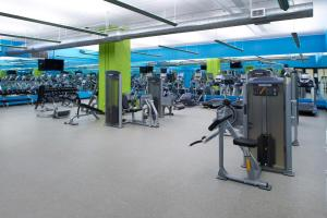 The fitness center and/or fitness facilities at Metropolitan at The 9, Autograph Collection