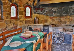 Restaurace v ubytování Zámeček Kaliště