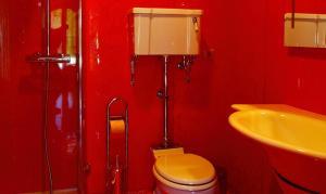 Ванная комната в Отель Бруель