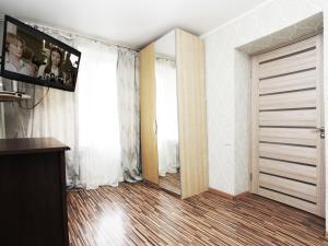 Телевизор и/или развлекательный центр в ApartLux Третьяковская