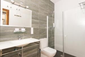 Un baño de Apartmentos Plaza Nueva