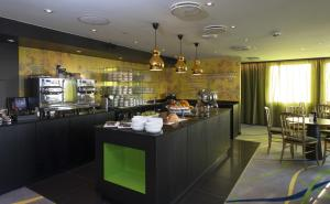 A restaurant or other place to eat at Thon Hotel Rosenkrantz Oslo
