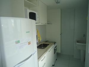 A cozinha ou cozinha compacta de JTR México Apartamento