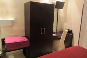 A bathroom at San Marco Relais