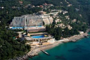 A bird's-eye view of Sunshine Corfu Hotel And Spa